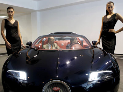 Bugatti Veyron Most Expensive Car In India Rs 16 Crore The