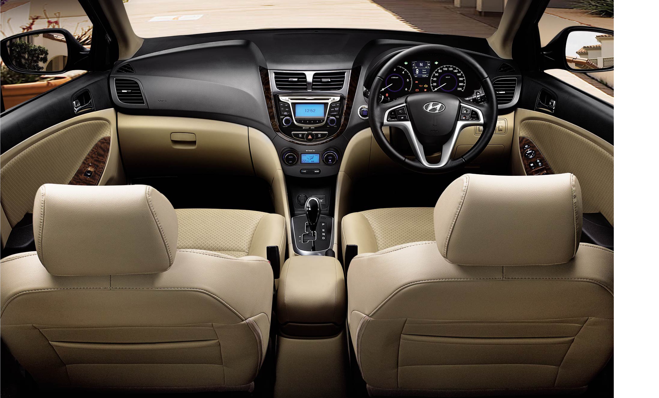 new hyundai fluidic verna test drive review the